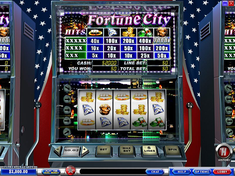 Fortune City Slots