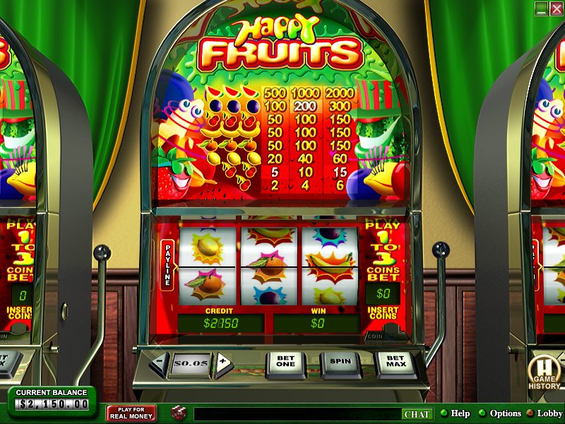 Happy Fruits Slots
