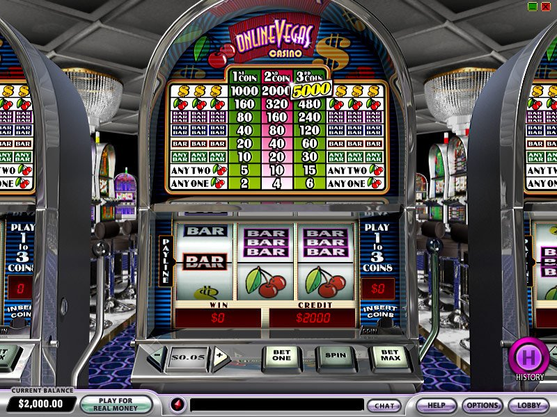 best video slots in vegas