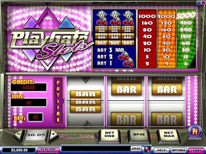 Playgate Slots