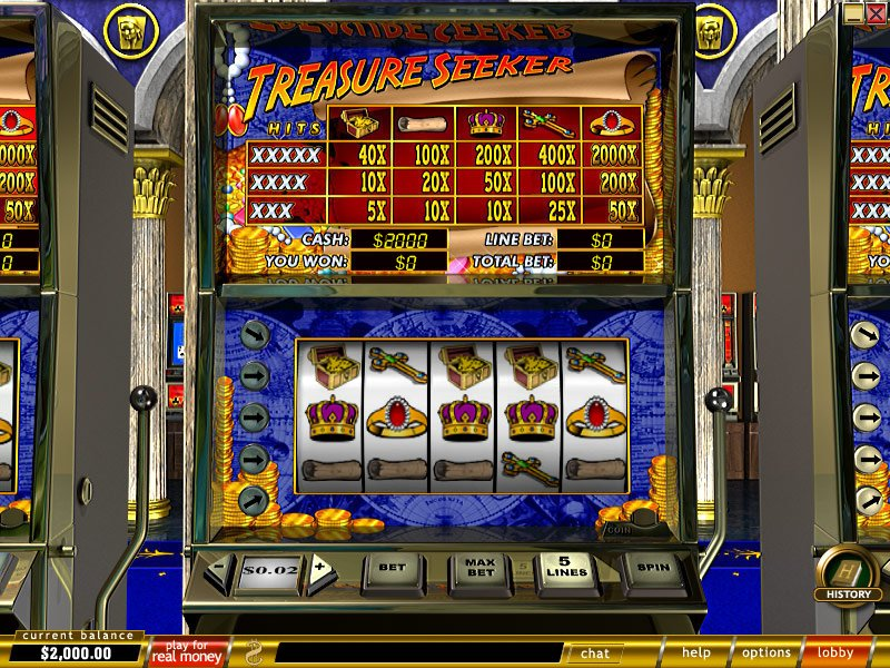 Treasure Seeker Slots